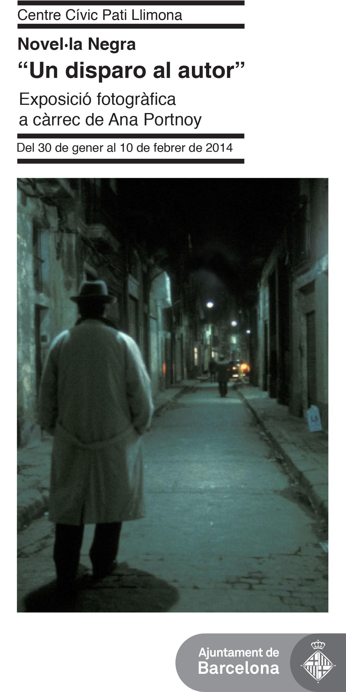 "Novela Negra: ""Un disparo al autor"" de Ana Portnoy"